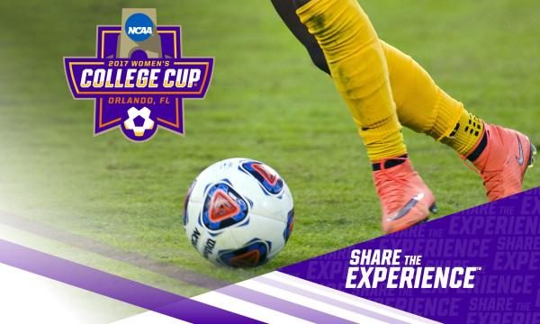 Main image for event titled NCAA Women's Soccer
