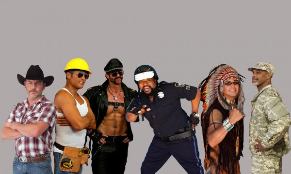 Main image for event titled Village People