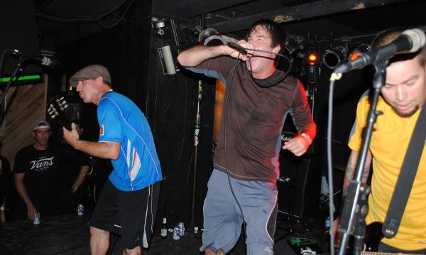 Main image for event titled Guttermouth & Pulley