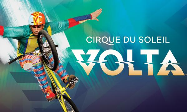 Main image for event titled Cirque du Soleil: VOLTA