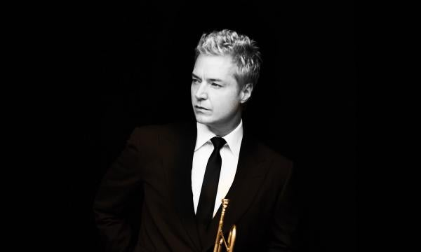 Main image for event titled Chris Botti