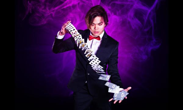 Main image for event titled Shin Lim