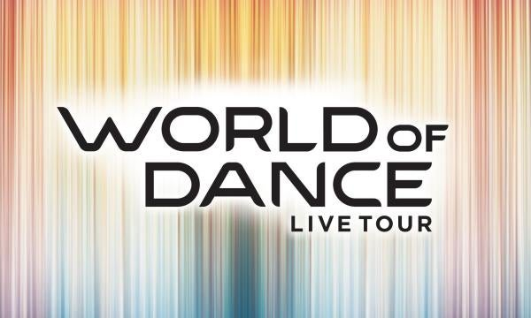 Main image for event titled World Of Dance Live! Tour