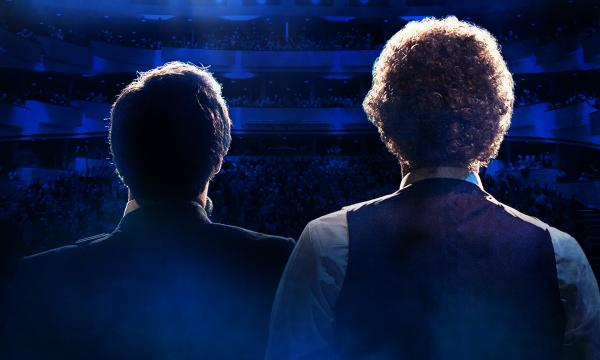 Main image for event titled The Simon & Garfunkel Story