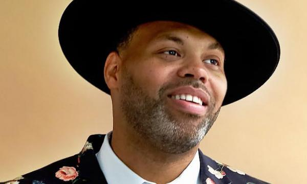 Main image for event titled Eric Roberson: Music Fan First 10th Anniversary Tour
