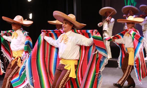 Main image for event titled Ballet Folclórico Nacional de México de Silvia Lozano