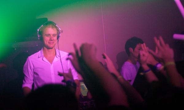Main image for event titled Armin Van Buuren