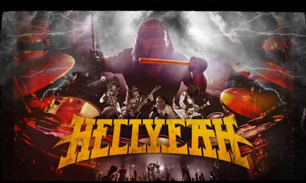 Main image for event titled HELLYEAH - A Celebration Of Life