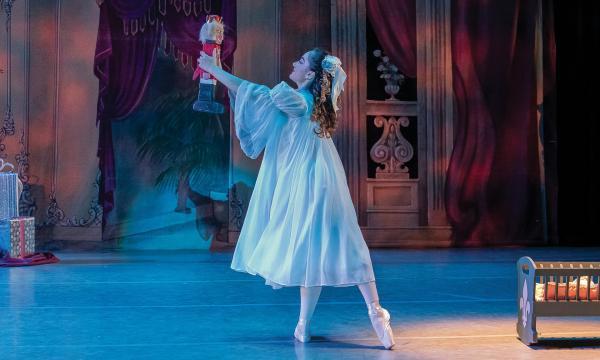 "Main image for event titled Dance Studio 84 presents, ""The Nutcracker Ballet"""