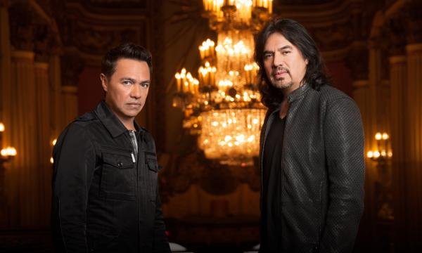 Main image for event titled Los Temerarios