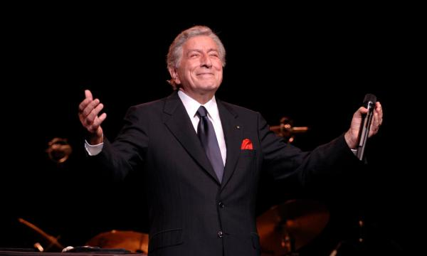 Main image for event titled TONY BENNETT