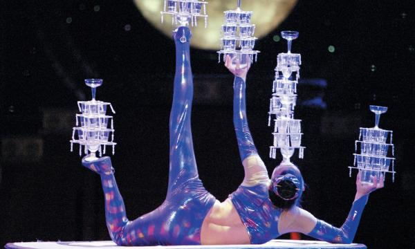 Main image for event titled Civic Arts Plaza Presents Golden Dragon Acrobats