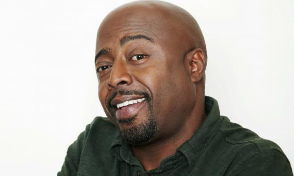 Main image for event titled Donnell Rawlings