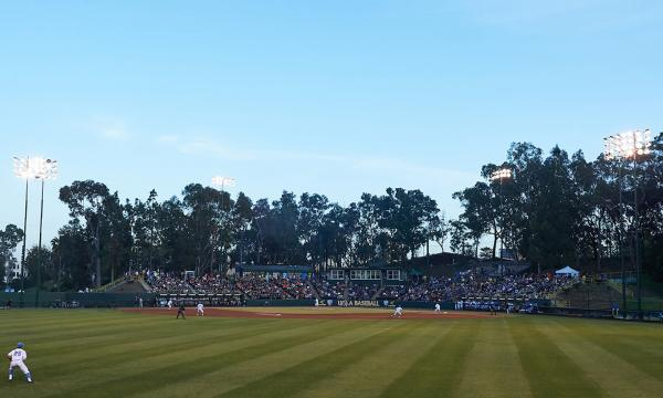 Main image for event titled UCLA Bruins Baseball vs. UC Riverside Highlanders Men's Baseball