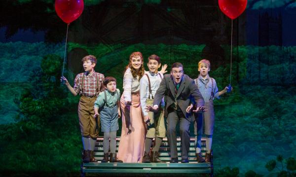 Main image for event titled American Theatre Guild presents Finding Neverland