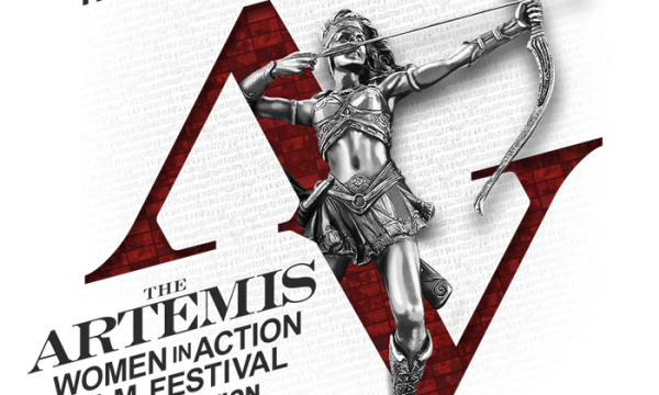 Artemis Women In Action Film Festival flyer
