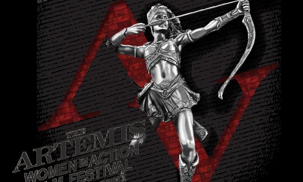 Artemis Women In Action Film Festival flyer