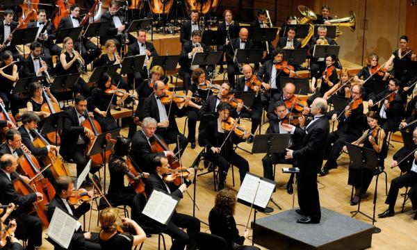 Beethoven, Bruch, and Brahms