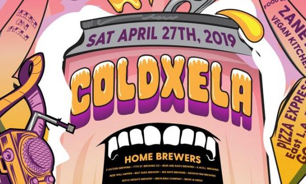 COLDXELA 2019 - Homebrew Craft Beer Festival
