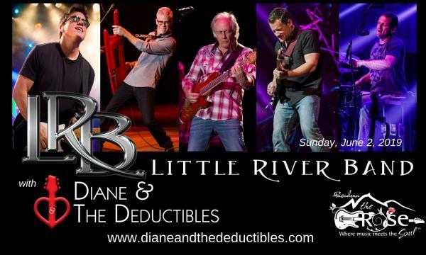 Little River Band at The Rose Pasadena