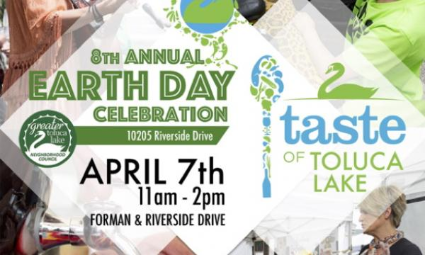 8th Annual Earth Day Celebration and Taste of Toluca