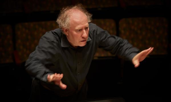 LACO's Conductor Laureate Jeffrey Kahane