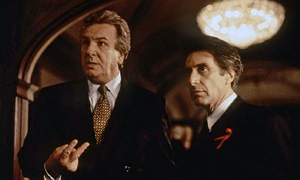 Harold Becker & Al Pacino In Person!