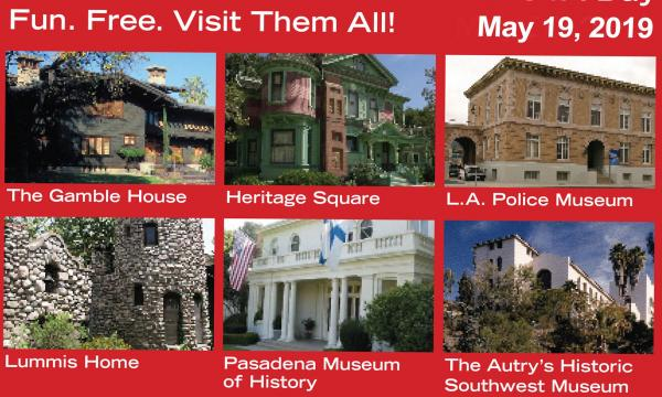 Explore history and local culture for free on Museums of the Arroyo Day!