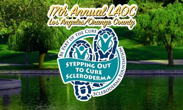 17th Annual LA OC Stepping Out to Cure Scleroderma