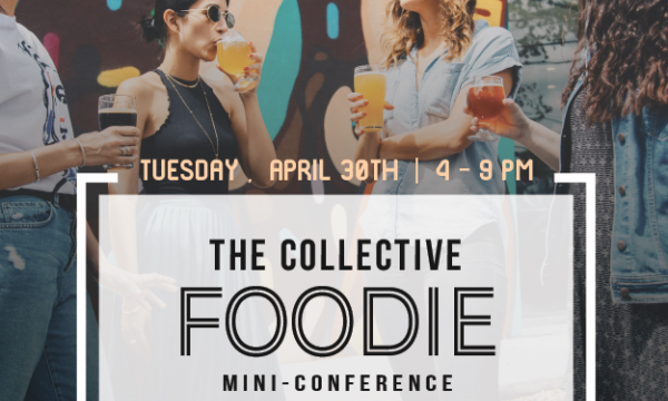 The Collective Foodie Flyer