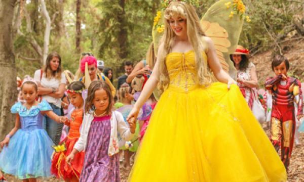 I Want to Go to Fairyland!