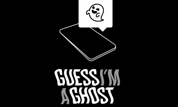 Guess I'm A Ghost Logo
