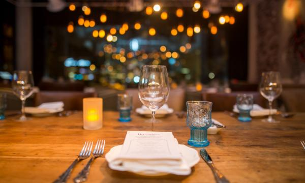 Herringbone Wine Dinner