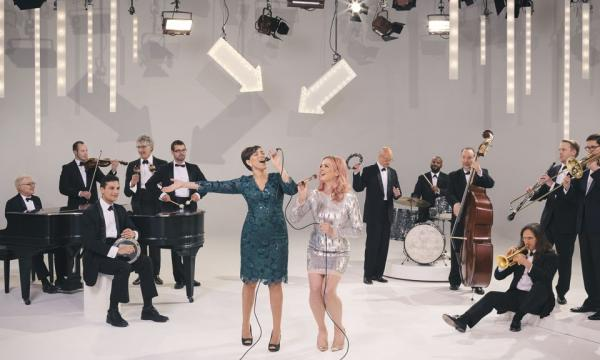 Pink Martini with Orchestra