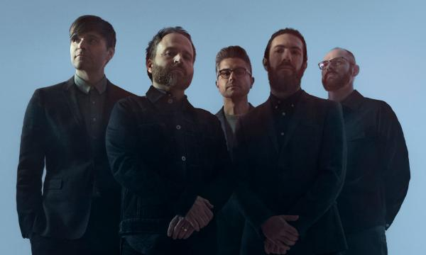 Death Cab for Cutie with special guests Car Seat Headrest