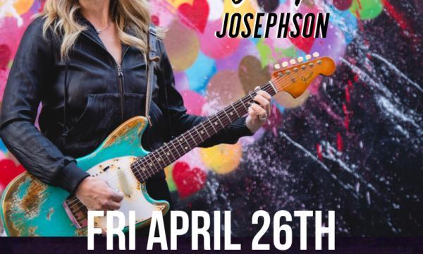 Brooke Josephson Live at Whisky A Go Go