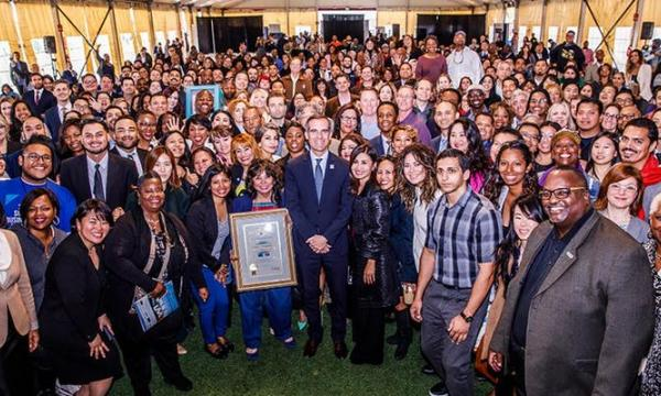 2019 LA Mayor's Small Business Summit