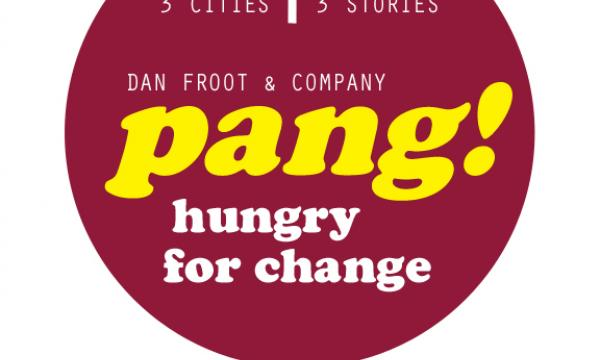 Pang logo - 3 cities / 3 stories