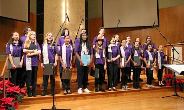 The Long Beach Youth Chorus