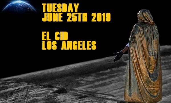 Chyle MC @ El Cid June 25th