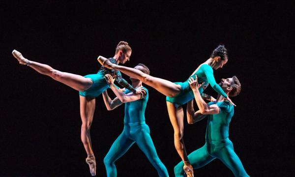 Barak Ballet presents 'New Repertoire'