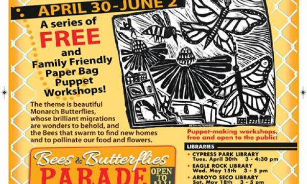 The Arroyo Arts Collective invited you to a Butterfly Soiree