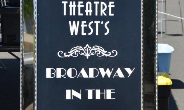 Broadway in the Park Welcome