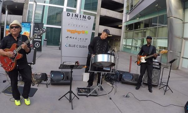 Gregg Young & the 2nd Street Steel Drum Band
