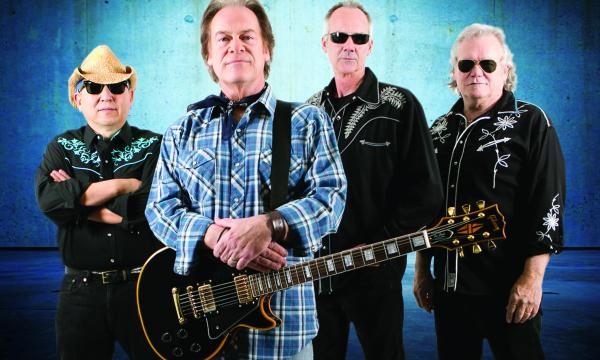 Fortunate Son, Tribute to Creedence Clearwater Revival