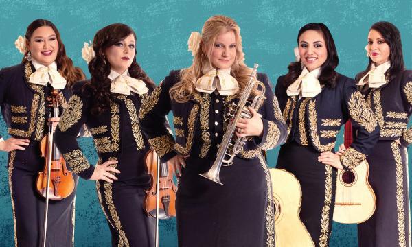 Mariachi Divas Image