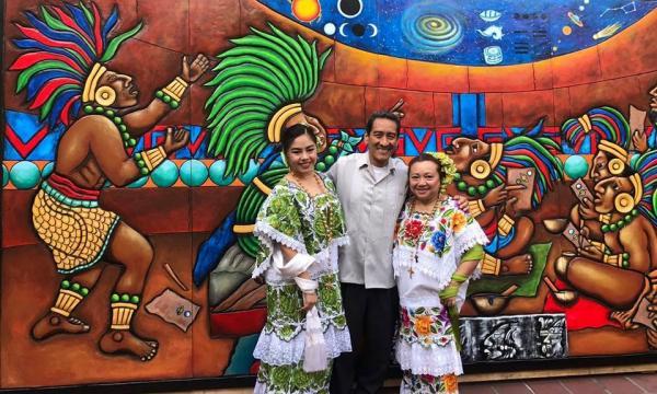 Mundo Maya Celebration Image
