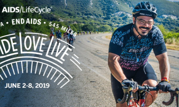 AIDS/LifeCycle | June 2-8, 2019