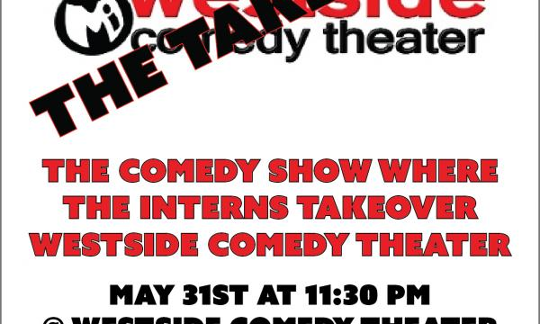 The Takeover Comedy Show at MI's Westside Comedy Theater