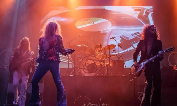 Led Zepagain - The Ultimate Tribute to Led Zeppelin